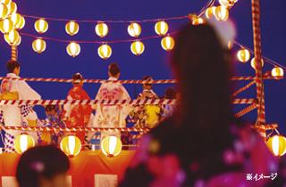 今年の盆踊りは前夜祭も開催!!